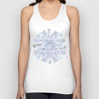 celestial Tank Tops featuring Celestial Layers by Charma Rose