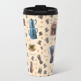 Coffee Time Travel Mug