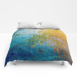 Chipping Paint Comforters