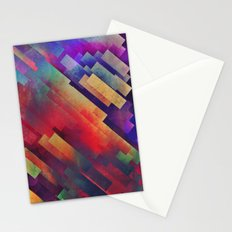 spyctrym yf yngyr Stationery Cards