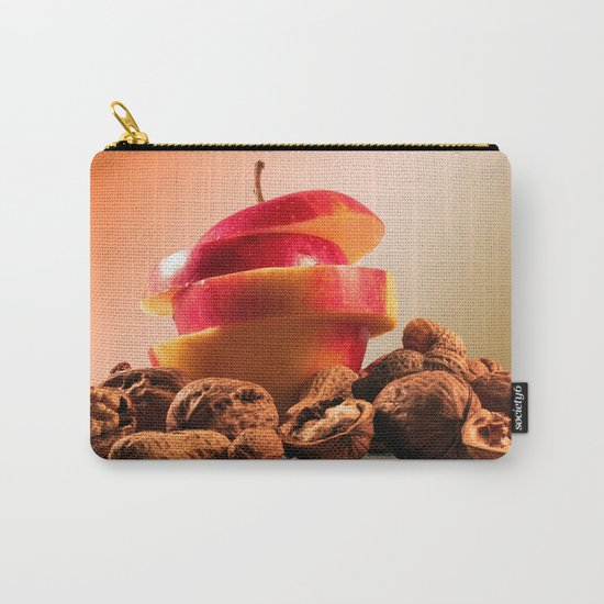 Apple and nuts Carry-All Pouch