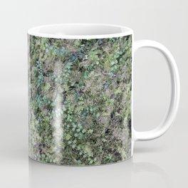 Deep into the Forest (moss, green grass) Coffee Mug