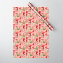 Autumn Gnomes Wrapping Paper