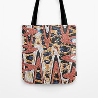 theater Tote Bags featuring theater by amayawin
