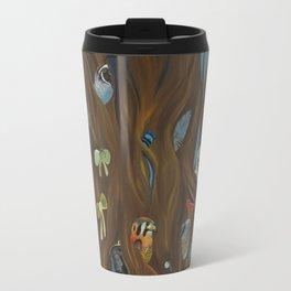 Coffee Brew Fantasy Travel Mug