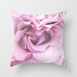 Rose Shabby Charme Throw Pillow