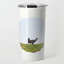 Native Hen (Tribonyx mortierii) Travel Mug