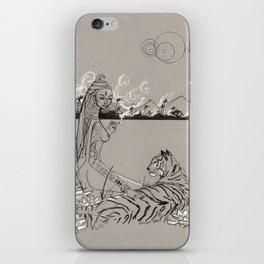 Egyptian Goddess Past Life iPhone Skin