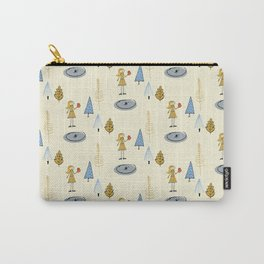 Prince Frog Pearl Carry-All Pouch