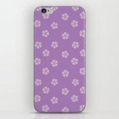 Pattern #4B iPhone & iPod Skin
