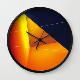 wall+space Wall Clock