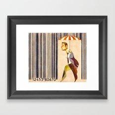 Consumer Protection Framed Art Print