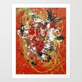 Bait and Switch Art Print