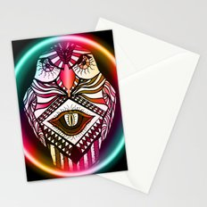 Night Hawk Stationery Cards