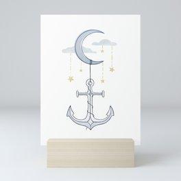 Anchor Your Dreams Mini Art Print
