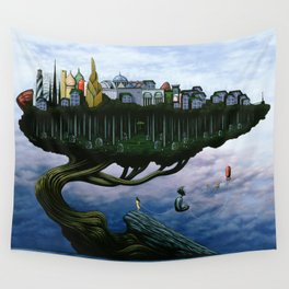 The Actuarium Wall Tapestry