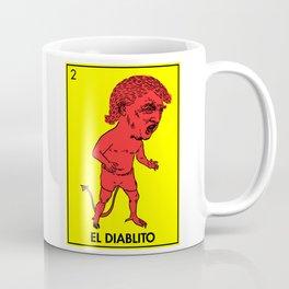 El Diablito Coffee Mug