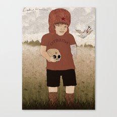 Otvali Canvas Print