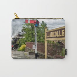 Llangollen Railway Station Carry-All Pouch