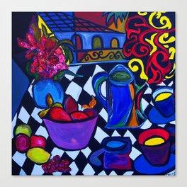 Santa Barbara  #society6 #decor #buyart Canvas Print