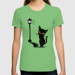 On the street T-shirt