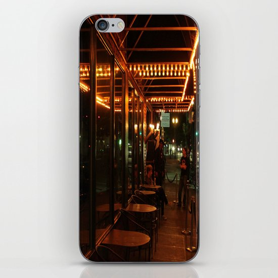 The Club iPhone & iPod Skin