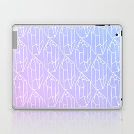 Crystal Pattern Laptop & iPad Skin