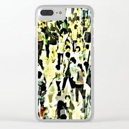 Shop Till You Drop Clear iPhone Case