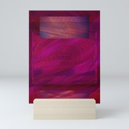 Red Rain Mini Art Print