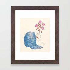 From the inside Framed Art Print