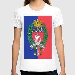 Flag of Paris 2 -Fluctuat nec mergitur T-shirt