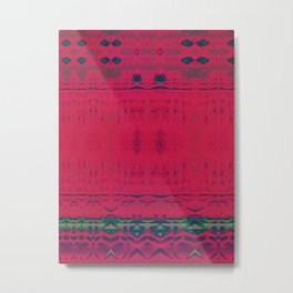 Mexican Love Metal Print