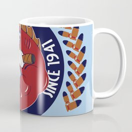 Flying Hellfish ARMY Coffee Mug