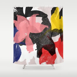 lily 17 Shower Curtain