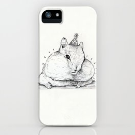 Chubster iPhone Case