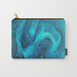 Blue Monster2 Carry-All Pouch