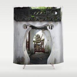 Doorways Shower Curtain