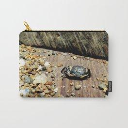 Olas en las rocas Carry-All Pouch