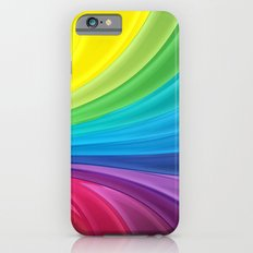 Colorful Strips Slim Case iPhone 6s
