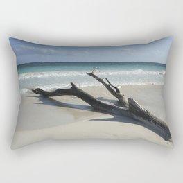 Carribean sea 13 Rectangular Pillow