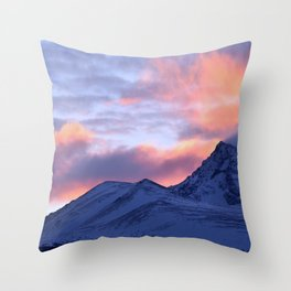 Rose Serenity Sunrise - II Throw Pillow