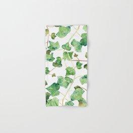 English Ivy Pattern Hand & Bath Towel