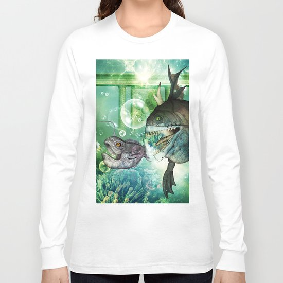 Hunter and hunted Long Sleeve T-shirt