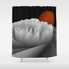 experiments on fractals -3- Shower Curtain
