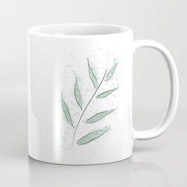 Botanical Art Print 2 Coffee Mug