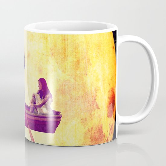 Moon Flight Mug
