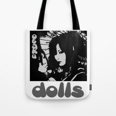 Otaku dolls Tote Bag