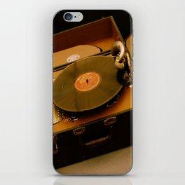 Victrola iPhone Skin