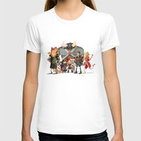 dungeons and dragons T-shirts featuring Dungeons and Dragons by Markus Erdt