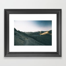 Happy Trails XIV Framed Art Print